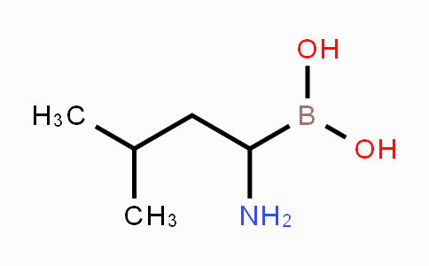 161928-41-2 | (1-amino-3-methylbutyl)boronic acid