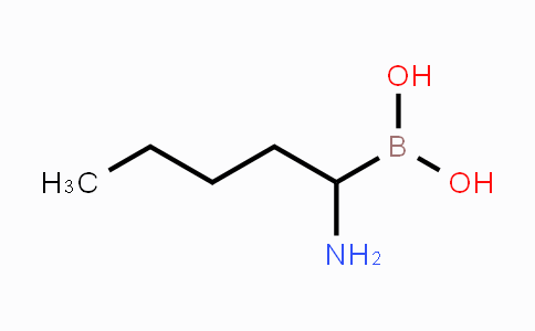 184433-88-3 | (1-aminopentyl)boronic acid