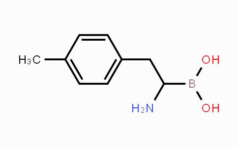 1447761-37-6 | (1-amino-2-(p-tolyl)ethyl)boronic acid