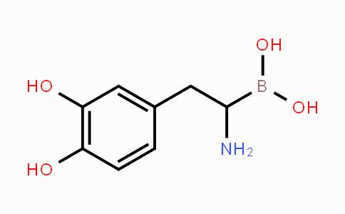 75321-52-7 | (1-amino-2-(3,4-dihydroxyphenyl)ethyl)boronic acid