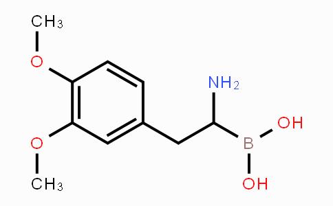101705-58-2 | (1-amino-2-(3,4-dimethoxyphenyl)ethyl)boronic acid