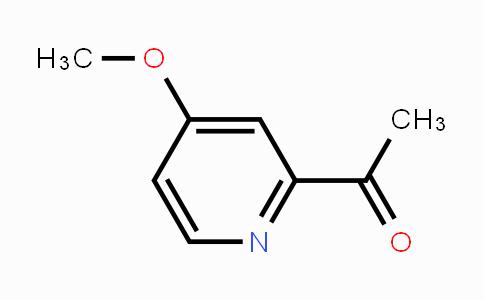 59576-28-2 | 1-(4-methoxypyridin-2-yl)ethanone