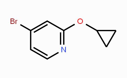 1209460-14-9 | 4-bromo-2-cyclopropoxypyridine