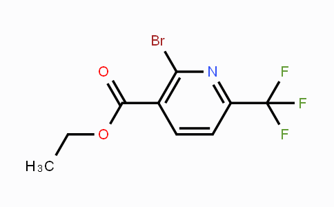 280567-79-5 | ethyl 2-bromo-6-(trifluoromethyl)nicotinate