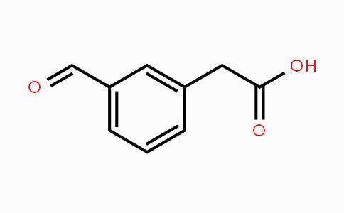 34956-29-1 | 2-(3-formylphenyl)acetic acid