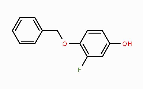 81228-25-3   4-(benzyloxy)-3-fluorophenol
