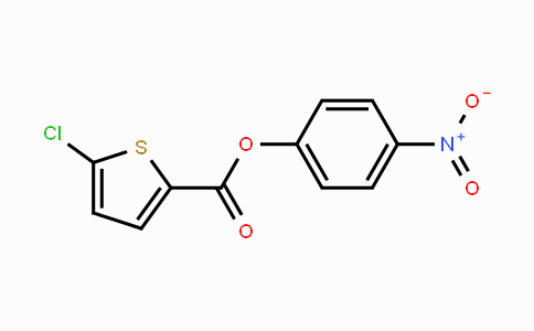 1450877-56-1 | 4-nitrophenyl 5-chlorothiophene-2-carboxylate