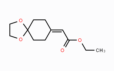 51656-91-8   2-(1,4-二氧杂螺[4.5]癸-8-基亚甲基)乙酸乙酯