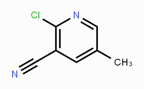 66909-34-0 | 2-chloro-5-methylnicotinonitrile