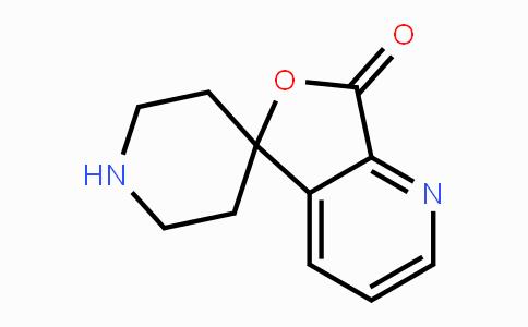 475152-31-9   7H-spiro[furo[3,4-b]pyridine-5,4'-piperidin]-7-one