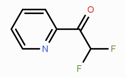 80459-00-3   2,2-difluoro-1-(pyridin-2-yl)ethanone
