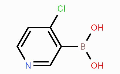 452972-10-0 | (4-chloropyridin-3-yl)boronic acid