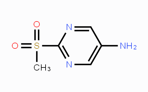 MC442788 | 56621-92-2 | 2-(methylsulfonyl)pyrimidin-5-amine