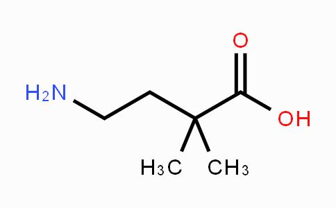 138146-22-2 | 4-amino-2,2-dimethylbutanoic acid