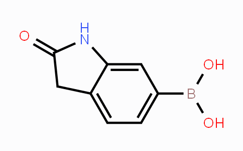 1217500-61-2 | (2-oxoindolin-6-yl)boronic acid
