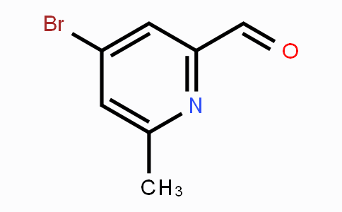 MC442797 | 448906-71-6 | 4-bromo-6-methylpicolinaldehyde