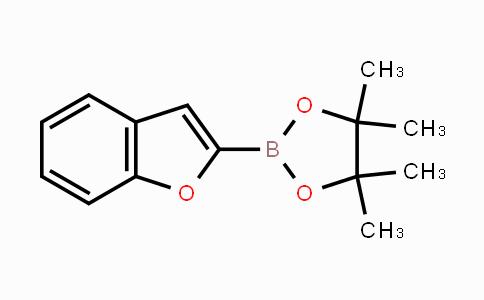 402503-13-3 | 2-(benzofuran-2-yl)-4,4,5,5-tetramethyl-1,3,2-dioxaborolane