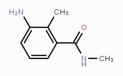 926254-13-9 | 3-amino-N,2-dimethylbenzamide