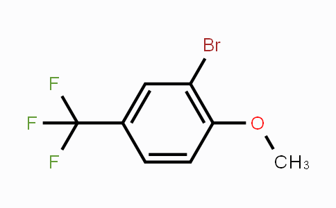 MC442812 | 402-10-8 | 2-bromo-1-methoxy-4-(trifluoromethyl)benzene