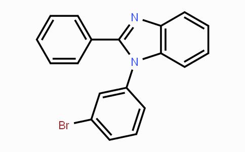 1171247-63-4   1-(3-bromophenyl)-2-phenyl-1H-benzo[d]imidazole