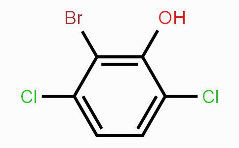 63862-91-9   2-bromo-3,6-dichlorophenol