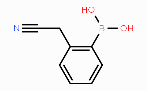 16538-46-8 | 2-(cyanomethyl)phenylboronic acid