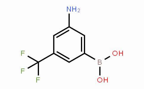 796857-60-8   3-amino-5-(trifluoromethyl)phenylboronic acid