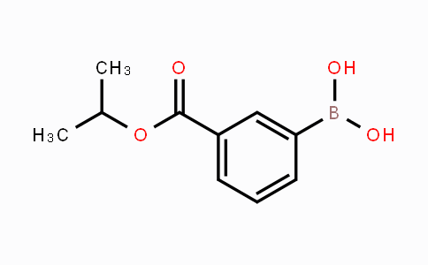342002-80-6 | 3-(isopropoxycarbonyl)phenylboronic acid