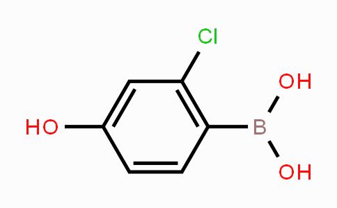 766549-26-2 | 2-chloro-4-hydroxyphenylboronic acid