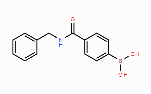 252663-47-1 | 4-(benzylcarbamoyl)phenylboronic acid