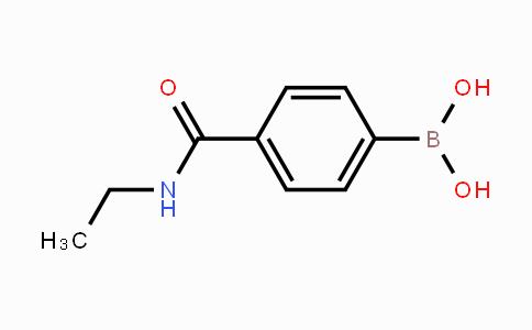 850568-12-6 | 4-(ethylcarbamoyl)phenylboronic acid