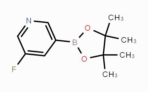 719268-92-5 | 3-fluoro-5-(4,4,5,5-tetramethyl-1,3,2-dioxaborolan-2-yl)pyridine