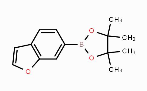 934329-77-8 | 2-(benzofuran-6-yl)-4,4,5,5-tetramethyl-1,3,2-dioxaborolane