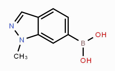 1150114-80-9 | (1-methyl-1H-indazol-6-yl)boronic acid