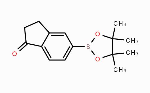 214360-81-3 | 5-(4,4,5,5-tetramethyl-1,3,2-dioxaborolan-2-yl)-2,3-dihydro-1H-inden-1-one