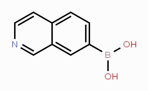 1092790-21-0 | isoquinolin-7-ylboronic acid