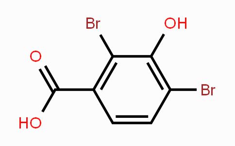 91659-00-6 | 2,4-dibromo-3-hydroxybenzoic acid
