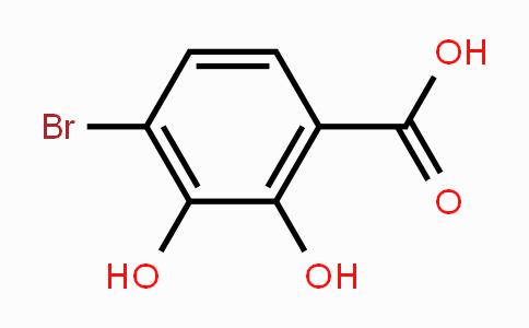 61203-52-9 | 4-bromo-2,3-dihydroxybenzoic acid