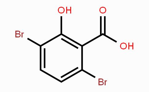 1602981-95-2 | 3,6-dibromo-2-hydroxybenzoic acid
