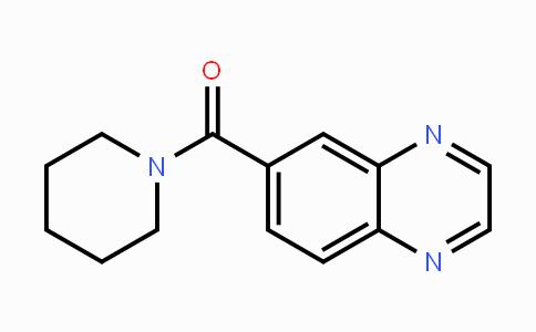 154235-83-3 | piperidin-1-yl(quinoxalin-6-yl)methanone