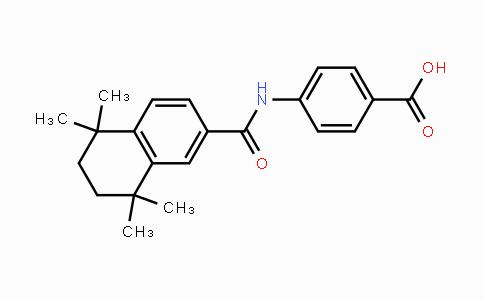 102121-60-8 | 4-(5,5,8,8-tetramethyl-5,6,7,8-tetrahydronaphthalene-2-carboxamido)benzoic acid