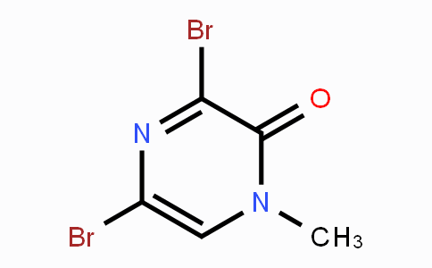 87486-34-8 | 3,5-dibromo-1-methylpyrazin-2(1H)-one