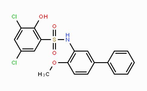 943962-47-8 | 3,5-dichloro-2-hydroxy-N-(4-methoxy-[1,1'-biphenyl]-3-yl)benzenesulfonamide