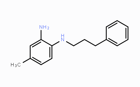 749886-87-1 | 4-methyl-N1-(3-phenylpropyl)benzene-1,2-diamine