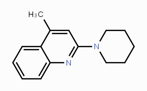 5465-86-1 | 4-METHYL-2-(1-PIPERIDINYL)-QUINOLINE