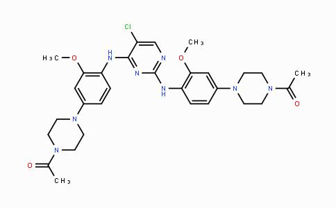 1472795-20-2 | 1,1'-(4,4'-(((5-chloropyrimidine-2,4-diyl)bis(azanediyl))bis(3-methoxy-4,1-phenylene))bis(piperazine-4,1-diyl))diethanone