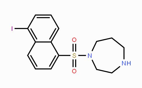 109376-83-2 | 1-((5-iodonaphthalen-1-yl)sulfonyl)-1,4-diazepane