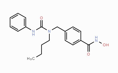 1403783-31-2 | 4-((1-butyl-3-phenylureido)methyl)-N-hydroxybenzamide