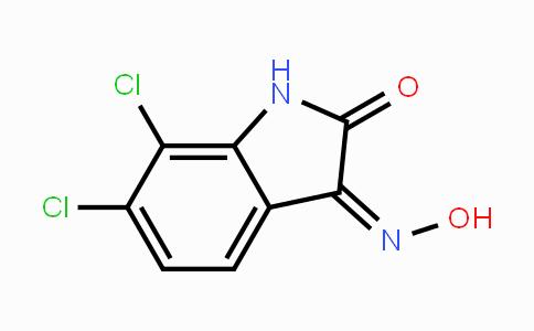 18711-16-5 | (Z)-6,7-dichloro-3-(hydroxyimino)indolin-2-one