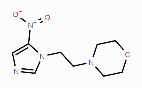 6506-37-2 | 4-(2-(5-nitro-1H-imidazol-1-yl)ethyl)morpholine